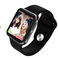 tanie Inteligentne zegarki-Inteligentny zegarek STSi69 na Android 4.3 i nowszy / iOS 7 i nowsze Pulsometr / Pomiar ciśnienia krwi / Spalone kalorie / Długi czas czuwania / Ekran dotykowy Krokomierz / Powiadamianie o połączeniu