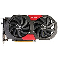 voordelige -COLORFUL Video Graphics Card GTX1050 1556 MHz 7000 MHz 2 GB / 128 bit GDDR5