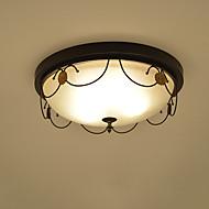 billige Taklamper-3-Light Takplafond Omgivelseslys - Øyebeskyttelse, 110-120V / 220-240V Pære ikke Inkludert / 5-10㎡ / E26 / E27