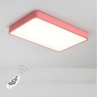 billige Bestelgere-Takplafond Omgivelseslys - Mulighet for demping, 220-240V, Dimbar med fjernkontroll, Pære Inkludert / 15-20㎡ / Integrert LED