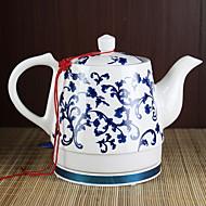 billige Kaffe og te-1pc Porselen Tesil Varmebestandig ,  14*10cm