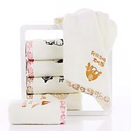 billiga Handdukar och badrockar-Överlägsen kvalitet Tvätt handduk, Geometrisk Polyester / Bomull Blandning / 100% bomull 2 pcs