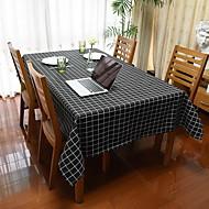 billige Duker-Moderne Kvadrat Duge Stripet Borddekorasjoner 1 pcs