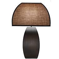 billige Lamper-Traditionel / Klassisk Dekorativ Bordlampe Til Tre / Bambus 220-240V Gull / Svart