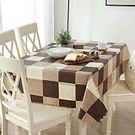 billige Duker-Moderne Plast / PVC Kvadrat Duge Geometrisk / Mønstret Borddekorasjoner 1 pcs
