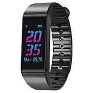 tanie Inteligentne zegarki-Inteligentny zegarek STSW6S na Android 4.3 i nowszy / iOS 7 i nowsze Pulsometr / Pomiar ciśnienia krwi / Spalone kalorie / GPS / Długi czas czuwania Stoper / Krokomierz / Powiadamianie o połączeniu
