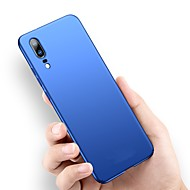 Case For Huawei P20 Pro / P20 lite Ultra-thin / Frosted Back Cover Solid Colored Hard PC for Huawei P20 / Huawei P20 Pro / Huawei P20 lite / P10 Plus / P10 Lite / P10