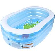 baratos Renovando-bebê infantil piscina portátil flexível casa esporte ao ar livre piquenique viagens segurança verão quente engrenagem babycare