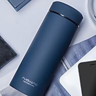 billiga Dricksglas-Dryckes Kiselgel / Rostfritt stål / PP+ABS vakuum Cup Bärbar / Värmeisolerad / värmelagrande 1pcs