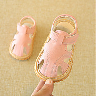 baratos Sapatos de Menino-Para Meninos Sapatos PVC Verão Conforto Sandálias para Amarelo / Azul / Rosa claro