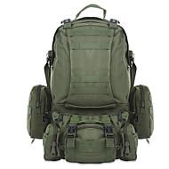 40 L Rygsække - Regn-sikker, Påførelig Udendørs Camping, Militær, Rejse Oxford Army Grøn, Kamuflage, Kakifarvet
