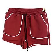 Dame Basale Shorts Bukser Farveblok