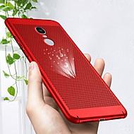 Etui Til Xiaomi Redmi Note 4X / Redmi Note 4 Ultratyndt Bagcover Ensfarvet Hårdt PC for Xiaomi Redmi Note 4X / Xiaomi Redmi Note 4 /