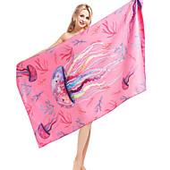 tanie Ręcznik plażowy-Najwyższa jakość Ręcznik plażowy, Zwierzę Bawełniano-poliestrowy 1 pcs