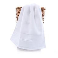 baratos Toalha de Mão-Qualidade superior Toalha de Banho / Toalha de Mão, Sólido Poliéster / Algodão 1 pcs