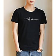 Majica s rukavima Muškarci - Aktivan Dnevno Jednobojni