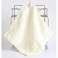 billiga Handdukar och badrockar-Överlägsen kvalitet Tvätt handduk, Enfärgad 100% Bambufiber Badrum