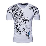 Majica s rukavima Muškarci - Osnovni Dnevno Praznik Geometrijski oblici