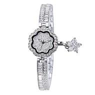billige Quartz-Dame Armbåndsur Japansk Vandafvisende Legering Bånd Vedhæng Sølv / Guld / Rose Guld