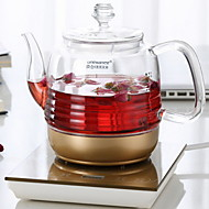 billige Kaffe og te-1pc glass Tesil Varmebestandig ,  15*14cm