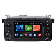 1 Din 1024 x 600 Android / Android 8.0 カーDVDプレーヤー のために BMW Bluetooth内蔵 / GPS / RDS - AVI / CD / VCD