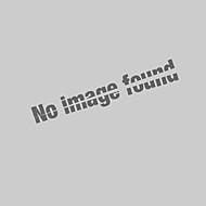 男性用 スポーツ - 刺繍 Polo ベーシック シャツカラー カラーブロック / 動物 / ポートレート コットン ホワイト XL / 半袖