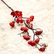 billige Kunstige blomster-Kunstige blomster 1 Gren Tradisjonell / Enkel Stil Blomme / Evige blomster Bordblomst