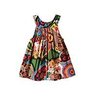 幼児 女の子 フラワー ノースリーブ ドレス