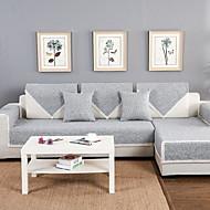 Χαμηλού Κόστους -Καναπές μαξιλάρι Μονόχρωμο Δραστική Εκτύπωση Βαμβάκι slipcovers