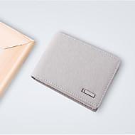 お買い得  Card & ID Holder-PU カード&IDホルダー エンボス加工 グレー / コーヒー / ピンク