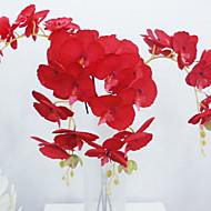 billige Kunstig Blomst-Kunstige blomster 1 Afdeling Klassisk Rustikt Orkideer Gulvblomst