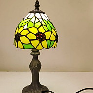 billige Skrivebordslamper-Moderne / Nutidig Kreativ Skrivebordslampe Til Soverom / Leserom / Kontor Glass 220V