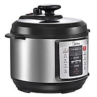 billiga Kök och matlagning-Tryckkokare Ny Design / Multifunktion PP / ABS + PC Mat Ångkokare 220-240 V 900 W Köksmaskin