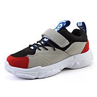 baratos Sapatos de Menino-Para Meninos Sapatos Com Transparência Primavera Verão Conforto Mocassins e Slip-Ons Caminhada para Branco / Vermelho / Azul
