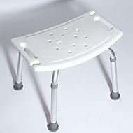رخيصةأون -كرسي حمام بسيط / متعددة الوظائف / قابل للطي العادي / الحديث المعدنية / بلاستيك 1PC ديكور الحمام
