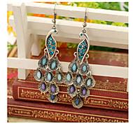 Women's Drop Earrings Earrings Bohemian Ethnic Jewelry Rainbow For Evening Party Street