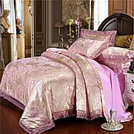 billige Nyheter-Sengesett Luksus Polyester Mønstret 4 deler