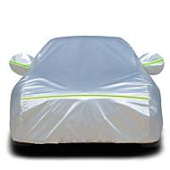 billige Bilovertrekk-Full Dekning Bildeksler Lær Reflekterende For Hyundai Elantra Alle år For Alle årstider