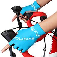 ZOLI Short Finger Uniseks Moto rukavice Tkanina Prozračnost / Non-Slip