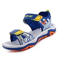 baratos Sapatos de Menino-Para Meninos Sapatos Couro Ecológico Verão Conforto Sandálias para Verde / Azul Real
