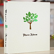 Χαμηλού Κόστους Άλμπουμ Φωτογραφιών-Άλμπουμ φωτογραφιών Οικογένεια / Σειρά φίλων Καθημερινό / Μοντέρνο / Σύγχρονο Τετράγωνο Για το Σπίτι