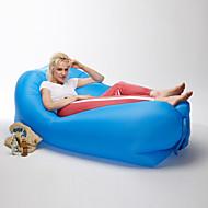 ieftine -21Grams Saltea Pneumatică / Canapea cu Aer / Saltea Penumatică În aer liber Camping Impermeabil, Portabil, Rapidă gonflabilă Nailon Plajă, Camping, Exterior pentru