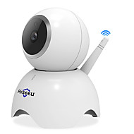billige IP-kameraer-Hiseeu FH9C 2 mp IP Camera Innendørs Support64 GB