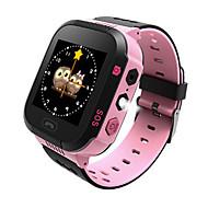 tanie Inteligentne zegarki-Inteligentny zegarek Y21 na Symbian / Android Spalone kalorie / Długi czas czuwania / Odbieranie bez użycia rąk / Ekran dotykowy / Śledzenie odległości Stoper / Powiadamianie o połączeniu / Budzik