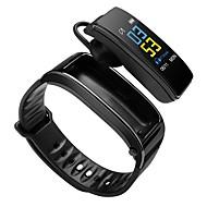 BoZhuo Y3 Plus Uniseks Smart Satovi Android iOS Bluetooth Vodootporno Heart Rate Monitor Kalorija Hands-Free telefoniranje Vježba se Prijava Brojač koraka Podsjetnik za pozive Mjerač sna sjedeći