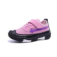 baratos Sapatos de Menino-Para Meninos Sapatos Com Transparência Outono & inverno Conforto Tênis Basquete Presilha para Infantil Verde / Azul / Rosa claro