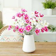 billige Kunstige blomster-Kunstige blomster 8.0 Gren Klassisk Moderne / Nutidig / Enkel Stil Evige blomster Bordblomst