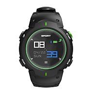 tanie Inteligentne zegarki-Inteligentny zegarek NO.1 F13 na iOS / Android Pulsometr / Wodoodporne / Pomiar ciśnienia krwi / Spalone kalorie / Długi czas czuwania Stoper / Krokomierz / Powiadamianie o połączeniu telefonicznym