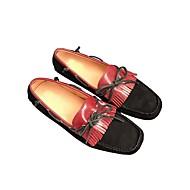 Χαμηλού Κόστους Αντρικά Ναυτικά Παπούτσια-Ανδρικά Σουέτ Καλοκαίρι Ανατομικό Παπούτσια Boat Μαύρο / Αμύγδαλο