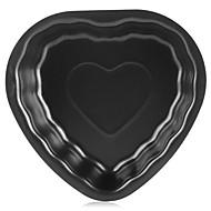 billige Bakeredskap-Bakeware verktøy Metall Kreativ Kjøkken Gadget Brød / Til Kake / Vaffelstruktur Cake Moulds 3pcs